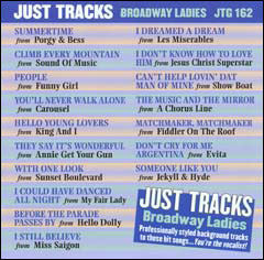 Broadway Ladies - CD