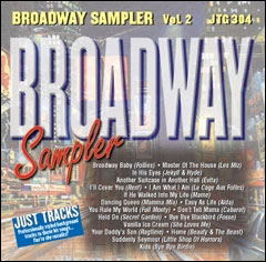 Broadway Sampler Vol 2 - CD