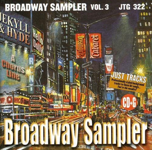 Broadway Sampler Vol 3 - CD