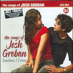 The Songs of Josh Groban - Sometimes I Dream Vol. 2  - CD