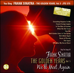 You Sing Frank Sinatra - The Golden Years Vol. 5