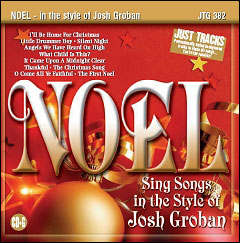 Noel - In The Style of Josh Groban - CD