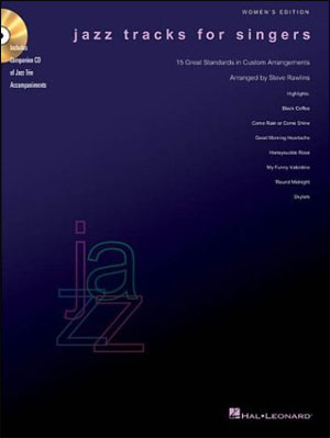Jazz Tracks For Singers - Women's Edition