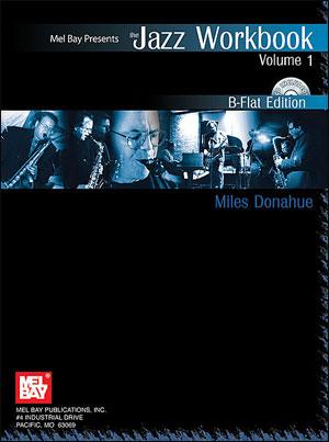 Jazz Workbook, Volume 1 B-Flat Edition Book/CD Set
