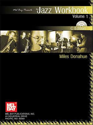 Jazz Workbook, Volume 1 C Edition Book/CD Set
