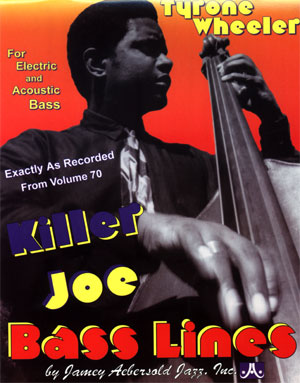Bass Lines From The Volume 70 Play-A-Long