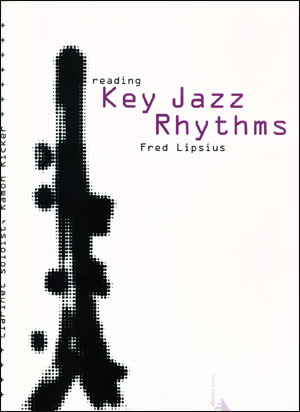 Reading Key Jazz Rhythms for Clarinet