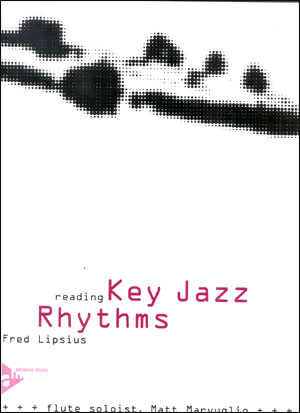 Reading Key Jazz Rhythms for Flute