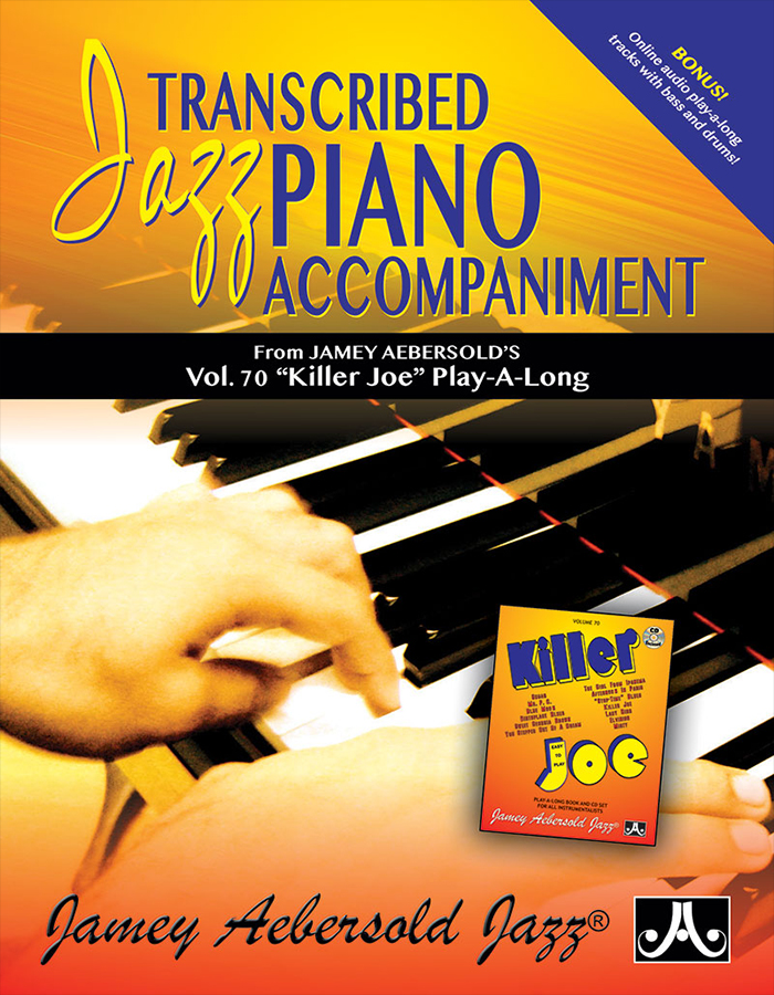 Piano Voicings From The Volume 70 Play-A-Long