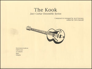 The Kook - Guitar Combo