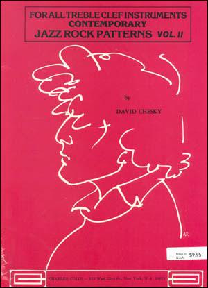 Contemporary Jazz Rock Patterns Volume 2