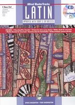 Alfred MasterTracks Latin - C Bass Clef - Book/CD