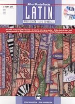 Alfred MasterTracks Latin - C Treble Clef - Book/CD