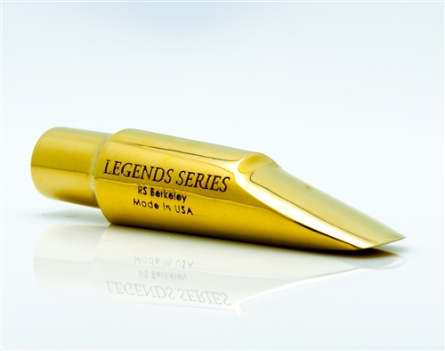 Dexter Gordon Mouthpiece Natural Bronze (.100 tip) - The Legends Series