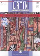 Alfred MasterTracks Latin - E Flat - Book/CD