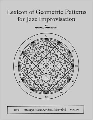 Lexicon of Geometric Patterns for Jazz Improvisation