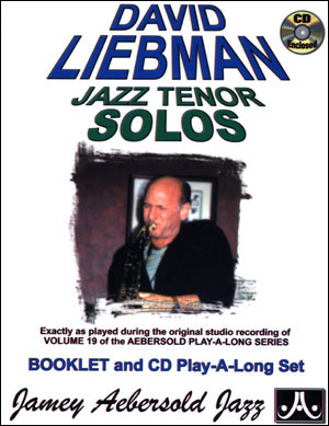 David Liebman Tenor Solos