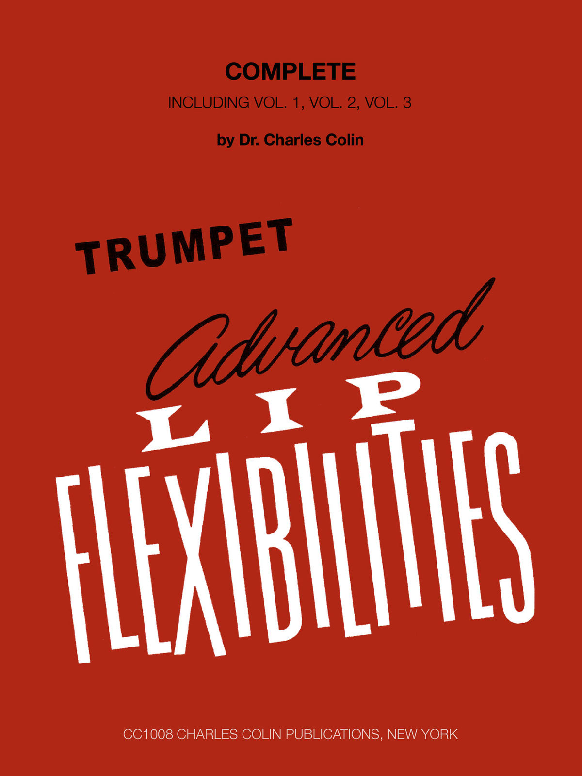 Trumpet Advanced Lip Flexibilities - Complete