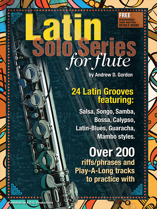 Latin Solos Sries - Flute Edition