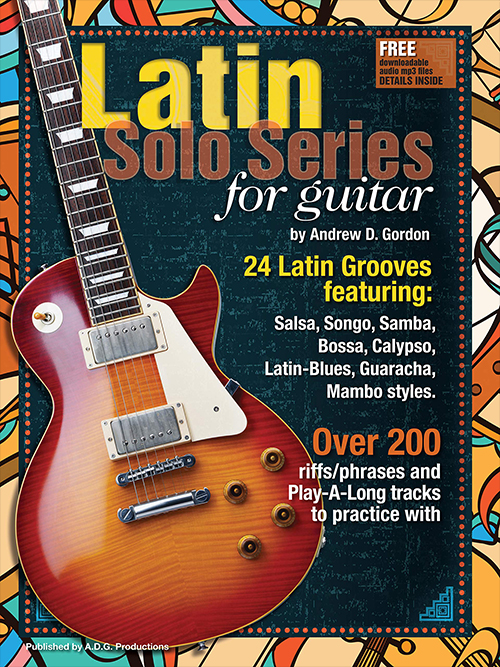 Latin Solo Series for Guitar