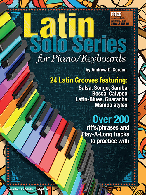 Latin Solo Series for Piano/Keyboards