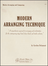 Modern Arranging Technique