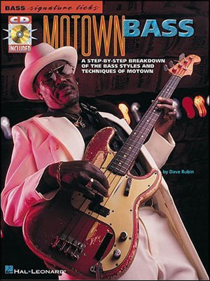 Motown Bass: Signature Licks