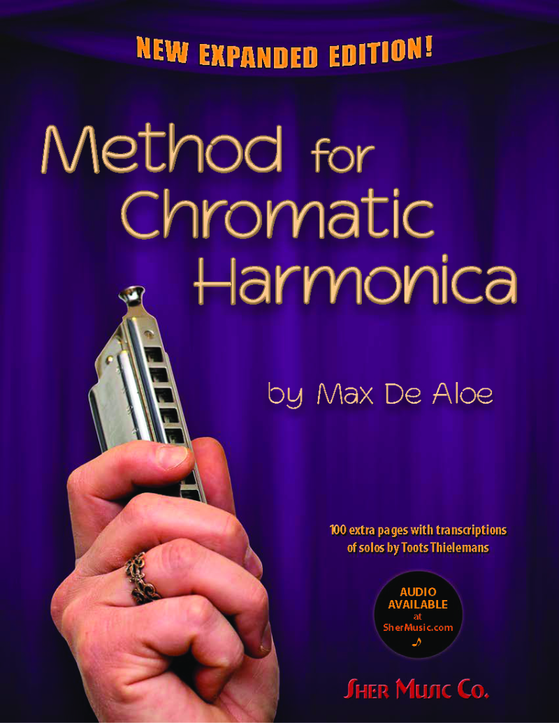 Method for Chromatic Harmonica - Bk/CD