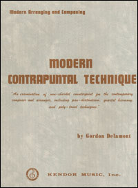 Modern Contrapuntal Technique