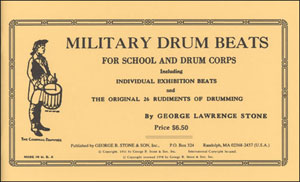 Military Drum Beats - For School And Drum Corps