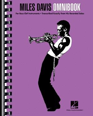 Miles Davis Omnibook - Bass Clef
