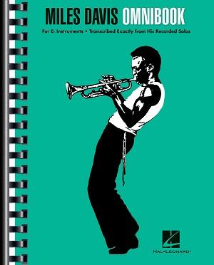 Miles Davis Omnibook - E Flat
