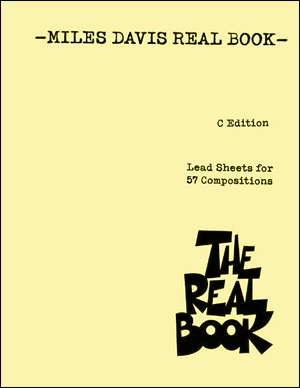 Miles Davis Real Book - C Edition