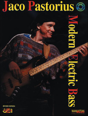 Jaco Pastorius: Modern Electric Bass - Bk/CD