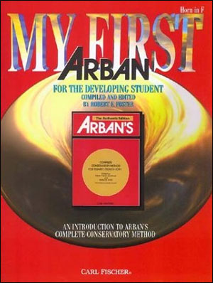 My First Arban - French Horn