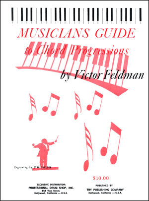 Musicians Guide to Chord Progressions by Victor Feldman