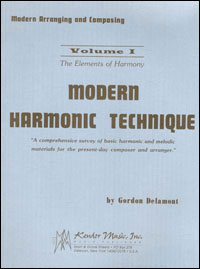 Modern Harmonic Technique, Vol. 1