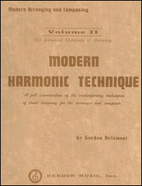 Modern Harmonic Technique, Vol. 2