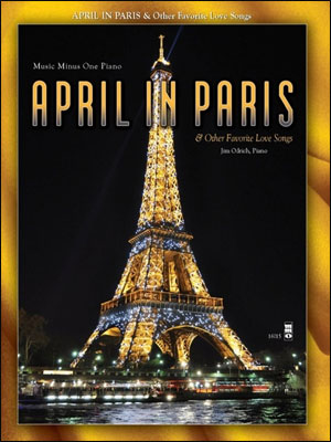 April in Paris: Songs for a Sunday Afternoon (minus Piano)