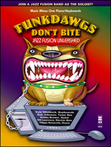 Funkdawgs: Jazz Fusion Unleashed (minus Piano)