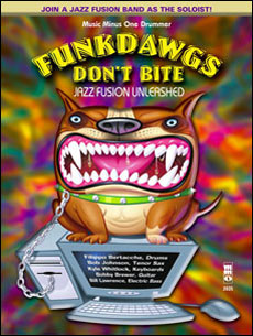 Funkdawgs: Jazz Fusion Unleashed (minus Drums)