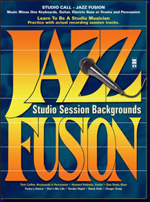 Studio Call: Jazz/Fusion (minus Piano)