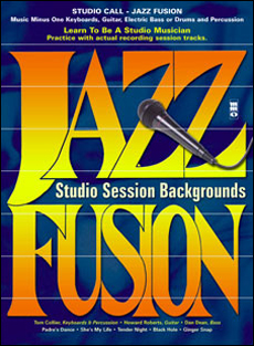 Studio Call: Jazz/Fusion (minus Guitar)