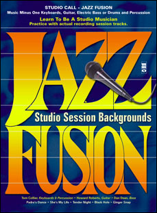 Studio Call: Jazz/Fusion (minus Drums)