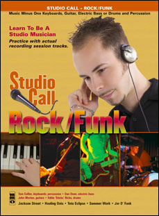 Studio Call: Rock/Funk (minus Drums)