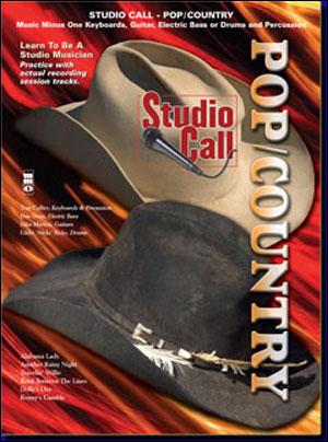 Studio Call: Pop/Country (minus Piano)
