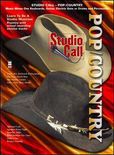 Studio Call: Pop/Country (minus Drums)