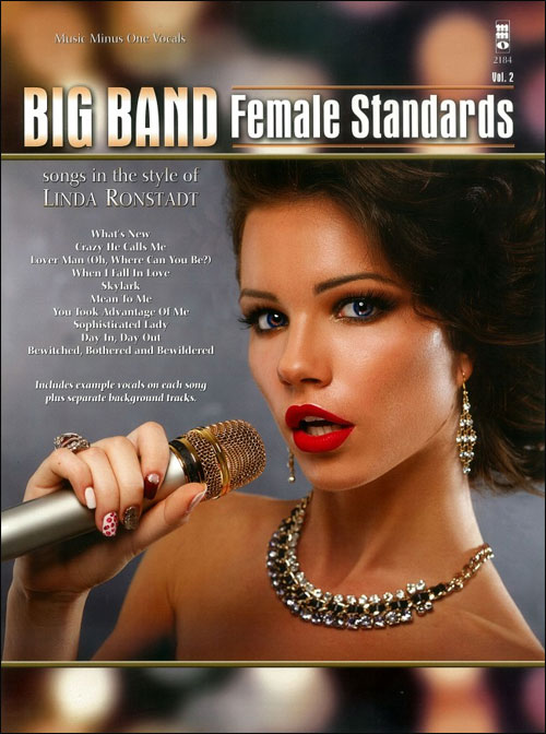 Big Band Female Standards, Vol. 2 (minus Vocals)