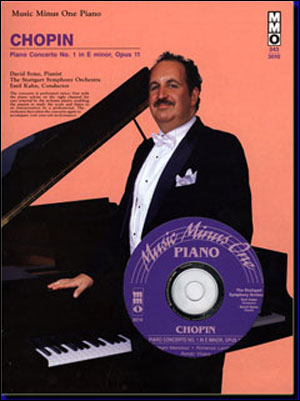 CHOPIN Concerto in E minor -  op. 11 (Digitally Remastered 3 CD set) (minus Piano)