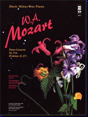 MOZART Concerto No. 9 in E-flat major -  KV271 (minus Piano)
